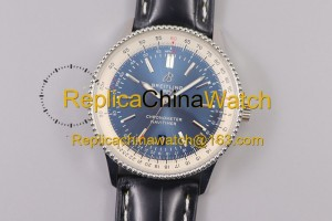 82# TF Factory Breitling Aviation Chronograph 1 A17326241B1P1 41mm 2824 movement 904L steel