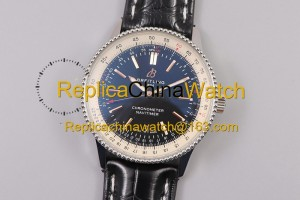 83# TF Factory Breitling Aviation Chronograph 1 A17326241B1P1 41mm 2824 movement 904L steel