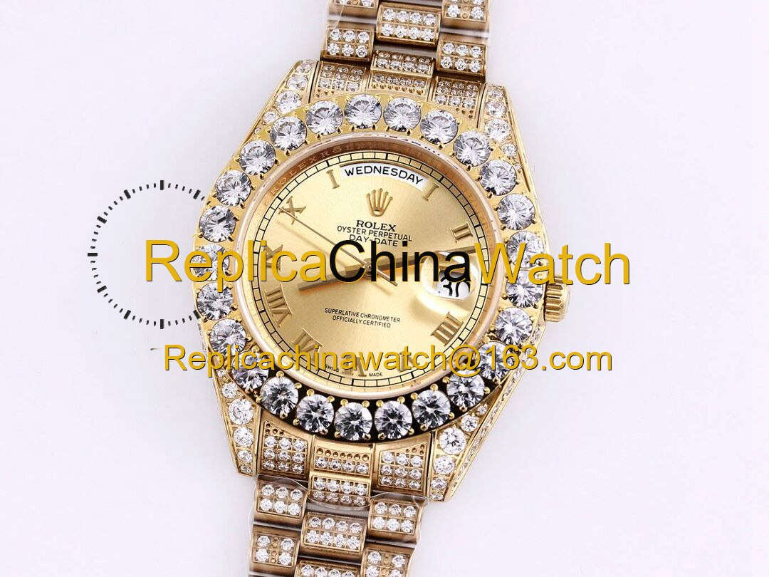94#1203 SF Factory Rolex Oyster Perpetual Pearlmaster 39 316 Material 43MM 375USD