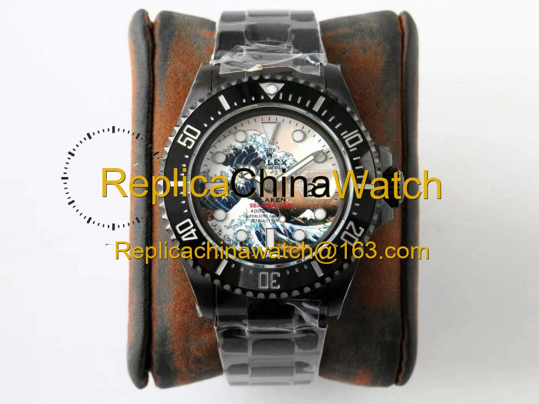 217# SF factory Rolex 126660 43MM 904 material 2824 movement