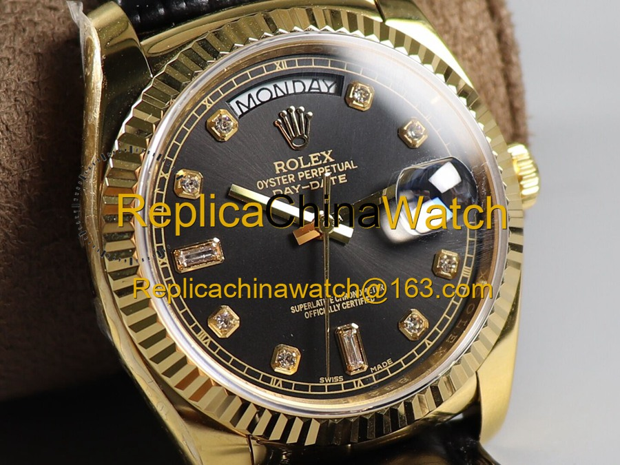 137#TR factory Rolex day-date 2836 movement 36MM