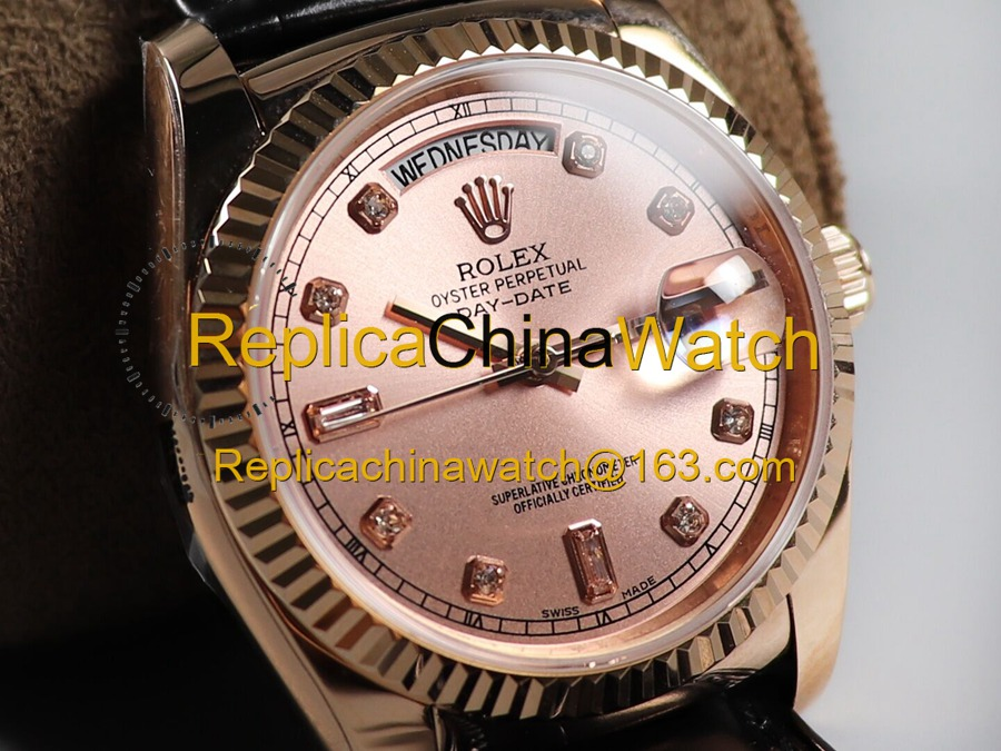 139#TR factory Rolex day-date 2836 movement 36MM