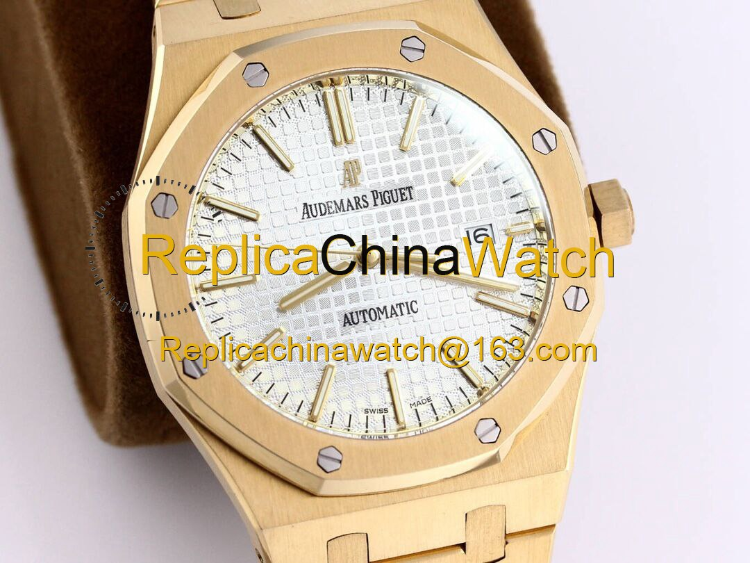 38# 150-3 SF factory Audemars Pigue 15400OR.OO.1220OR.01  41mm 3120 movement 470 USD